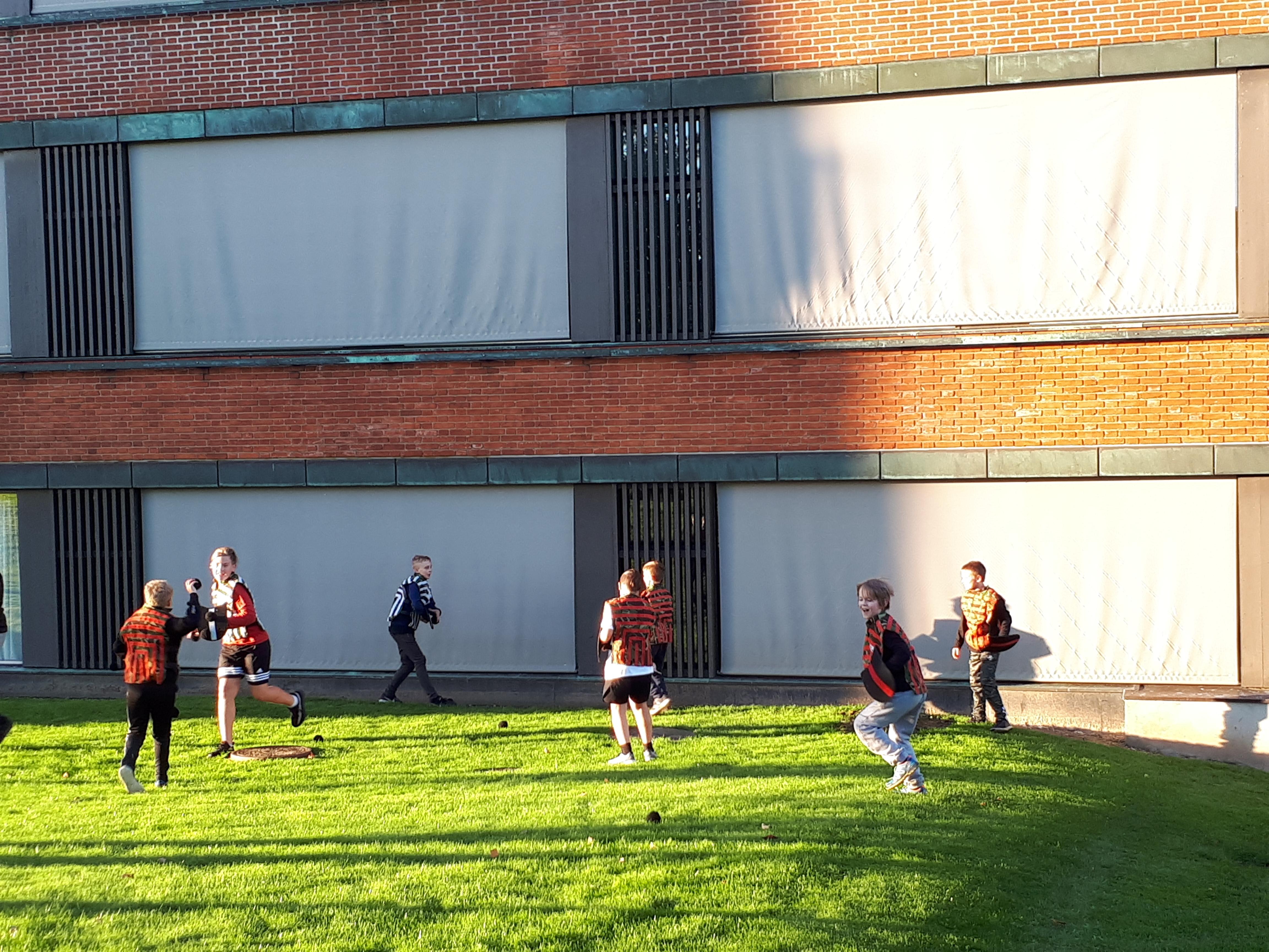 Udendørs aktivitet