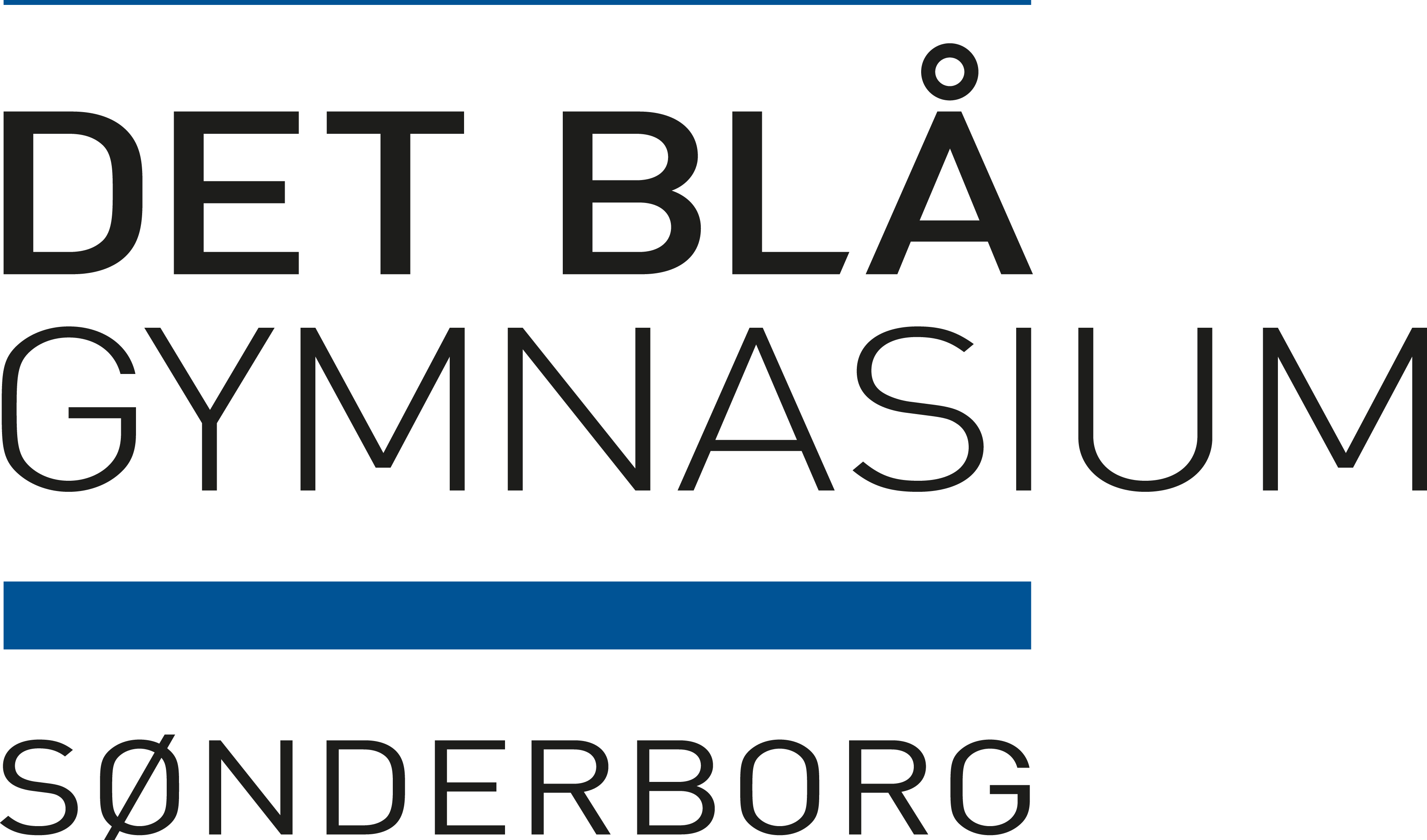 Det_blå_gymnasium logo